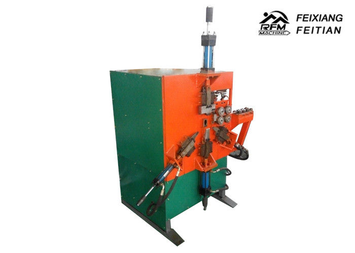 High Speed Round Steel Bar Bending Machine , Automatic Wire Bending Machine